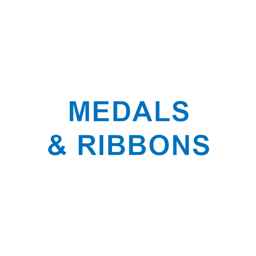 MEDALS & RIBBONS