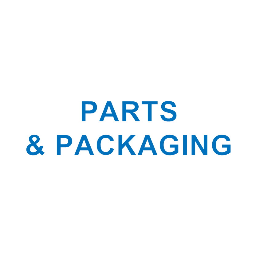 PARTS & PACKAGING