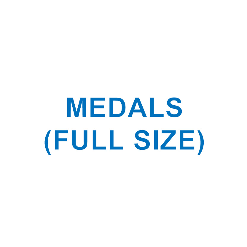 Medals (Full Size)