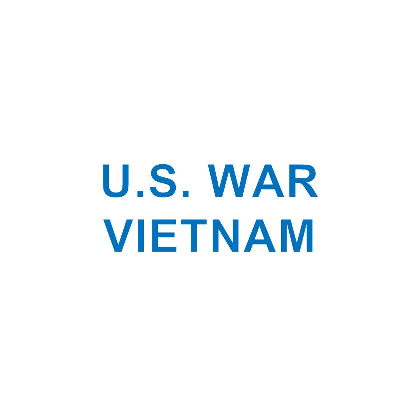 U.S. WAR VIETNAM