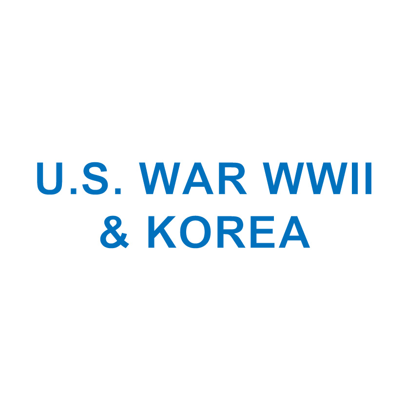 U.S. WAR WWII & KOREA