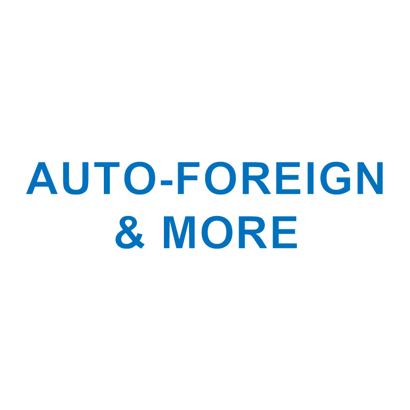 AUTO-FOREIGN & MORE