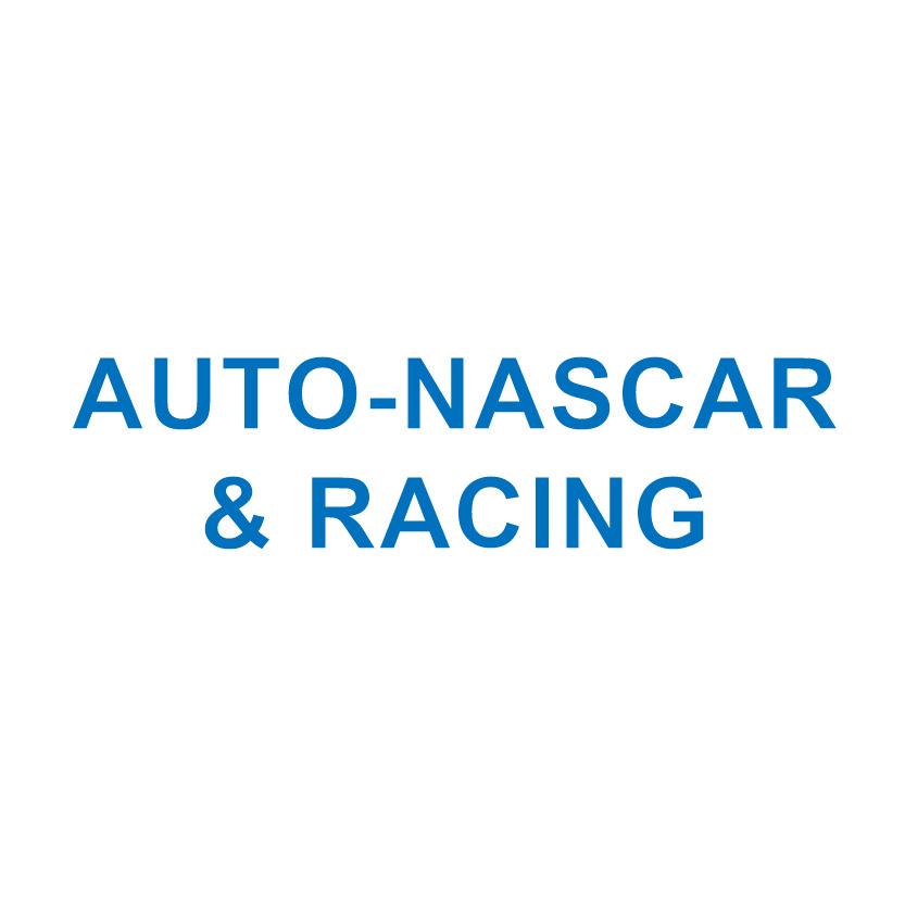 AUTO-NASCAR & RACING