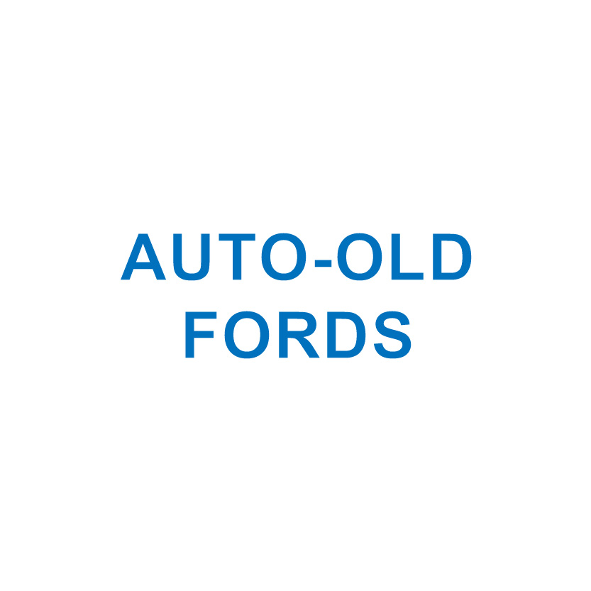 AUTO-OLD FORDS